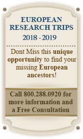 European Research Trips 2018 - 2019