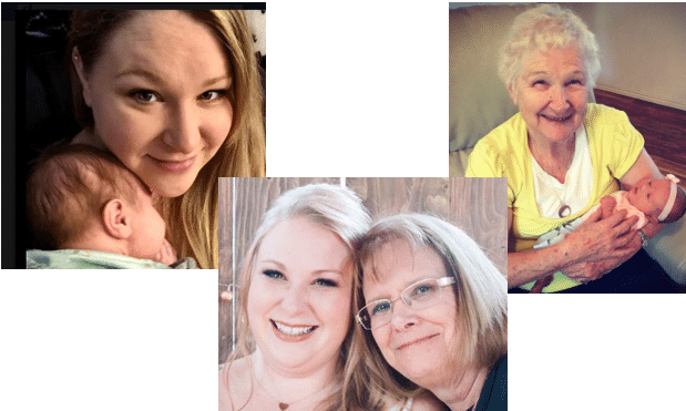 Genealogy gift ideas for Mother's Day featured by top US online genealogists, Price Genealogy