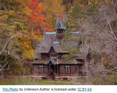 Norwegian Genealogy by popular US online genealogists, Price Genealogy: image of a Norwegian wooden building.