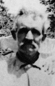 Genealogy Records by popular US online genealogist, Price Genealogy: black and white photograph of a man.