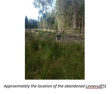 Homelands in Norway by popular US online genealogists, Price Genealogy: image of a man standing in a field in Norway.